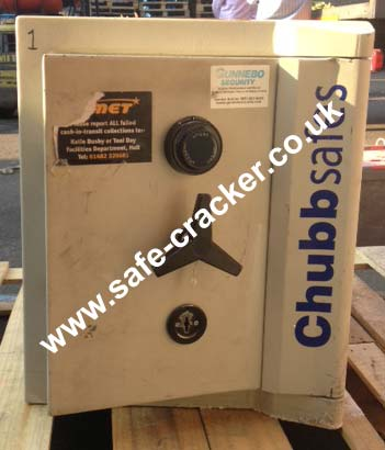 Chubb safe opening service all Chubb safes opened no matter