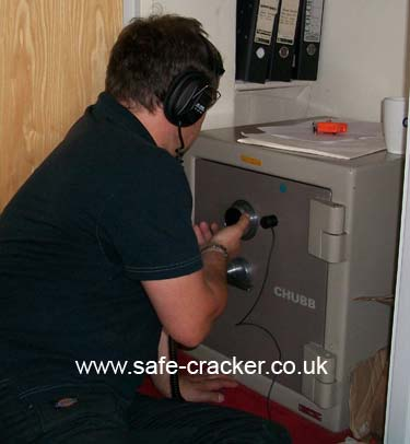 Chubb safe opening service all Chubb safes opened no matter what