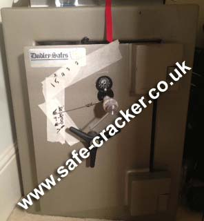 Dudley Safe Picked Open