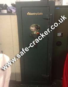Sentry safe opening service for all other Sentry safes opened no ...